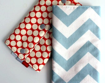 Straight Drool Pads Pattern/Tutorial INSTANT DOWNLOAD