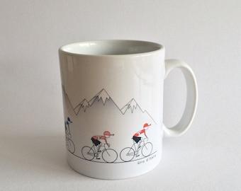 Giro d'Italia Cycling Mug