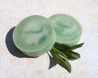 Soap-Peppermint Pumice Foot Scrub