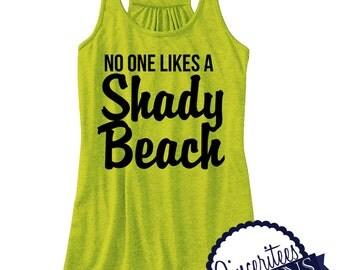 Shady beach | Etsy