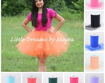 Adult tutu skirt available in 35colors - Teen tutu skirt - Adult teen tutu outfit
