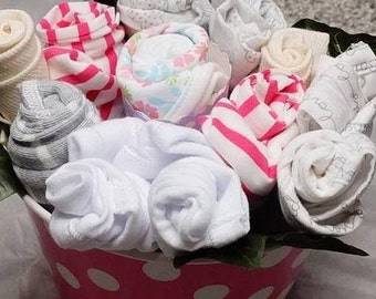Baby Bouquet Tub Large