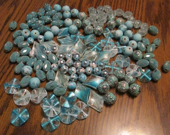 Lot (3) Jesse James Inspirations Bead Misc Collection from Ice Bloom Set