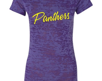 Mascot Names  Women's T-Shirt, Burnout Tee, Burnout T-Shirt, Women's Funny Saying Tee