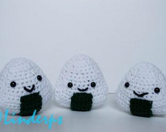 Crochet Onigiri