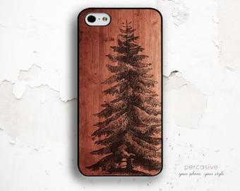 iPhone 6 Case Tree - iPhone 6 Plus Cover, iPhone 4 Case, Tree iPhone 5c Case, iPhone 6 Plus Case, Evergreen Tree iPhone 6 Cover :0987