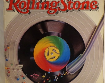 Rolling Stone Magazine  100 Best Singles of the Last  25 Years Issue...Sept 1988