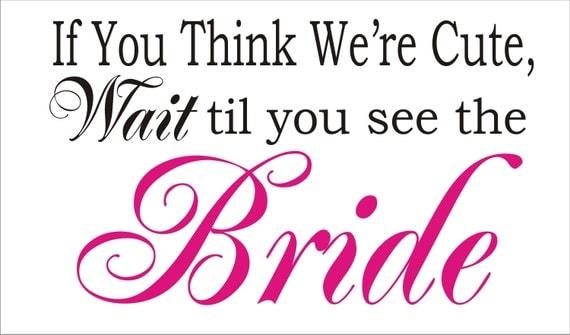 Bride We Think You 41