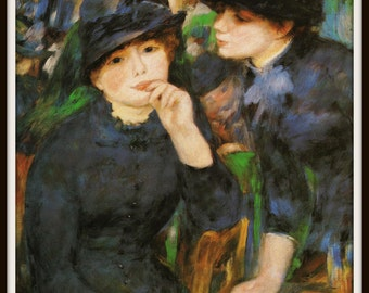 renoirs depection of women in 19th The societal view of men verses women depicted in artwork during the  nineteenth century differs from todays view on the same subject.
