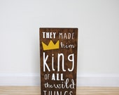 Where The Wild Things Are Baby, Party, King Of All The Wild Things, Woodland Nursery