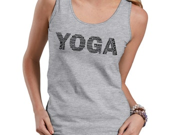 Yoga Tank Top Gift For Yoga Instructor Top