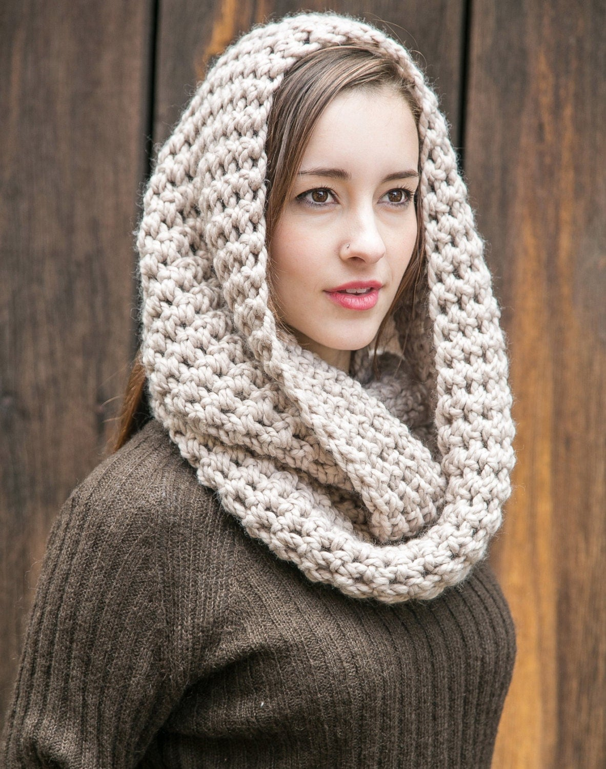 Infinity Scarves Winter weather is no match for one of these cute infinity scarf patterns. Wrapping one of these scarves around your neck is the best way to stay warm and look great in any season.