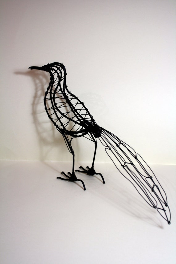 how to make a wire sculpture hand