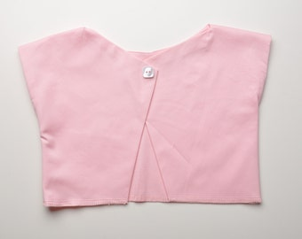 Pink Lemonade Crop Top Toddler and Girls