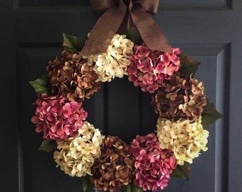 WREATHS | Front Door Wreaths | Outdoor Wreaths | Spring Wreath | Summer Wreaths | Winter Wreath | Housewarming Gift