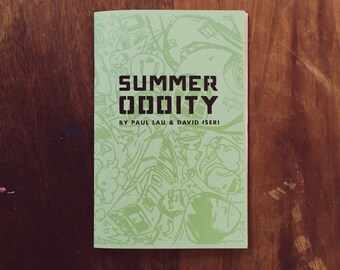 Summer Oddity: Issue 1