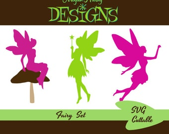 SVG Fairy Set