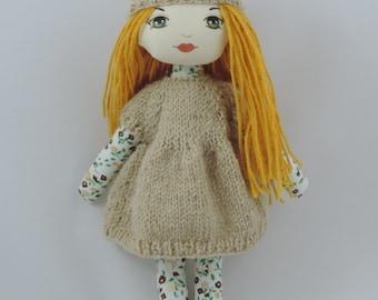 miniDollisia – cloth doll