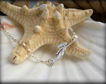 Mermaid bracelet or ankle bracelet