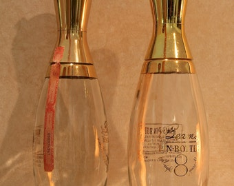 Pair of BEAM'S PIN BOTTLES