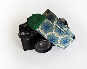 Green camera strap Honey comb camera strap neck strap SLR camera strap