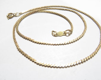Vintage Gorham 1/20 12K GF Necklace