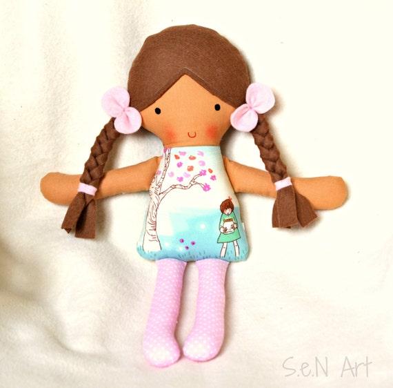 Кукла хенд мейд своими руками