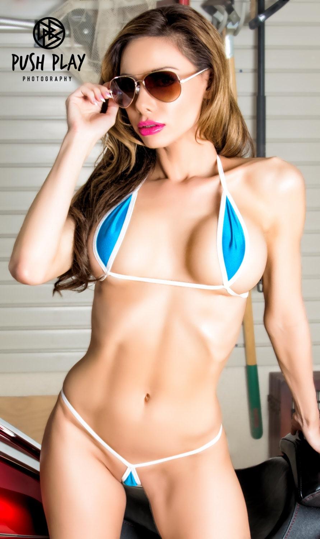 Negozio di bikini G string