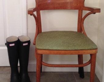 Vintage Bentwood Thonet Style Kamnik Chair