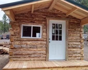 Complete Log Cabin Kit