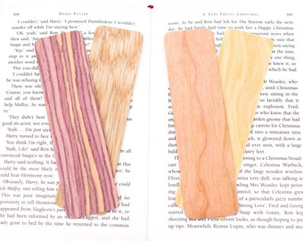 Bookmark Blanks, Wood Bookmark, Blank Bookmarks, Bookmark Set, Bookmarks, Wooden Bookmark, Wood Book Mark, Unique Bookmark, Wood Blanks