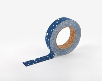 Camping - Starry   DailyLike Fabric Tape (DFTS19)
