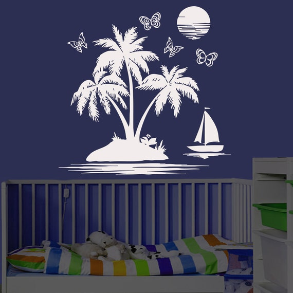 Wall Decals Landscape Decal Vinyl Sticker Palm Tree By. Banner Printing Banners. Textured Wall Murals. Tacoma Trd Decals. Piping Logo. America Portrait Murals. Fiberglass Wall Murals. Wedding Reception Signs Of Stroke. Custom Sign In Boards