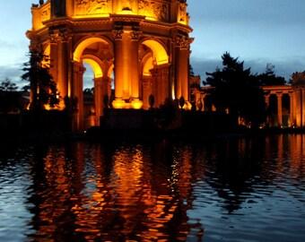 San Francisco Print - Palace of Fine Arts - Bay Area Art