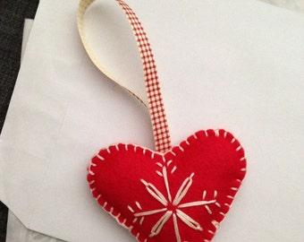 Heartfelt decoration