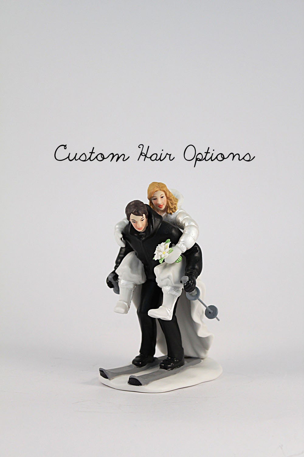 custom wedding cake topper canada custom wedding cake topper winter wedding cake topper 13248