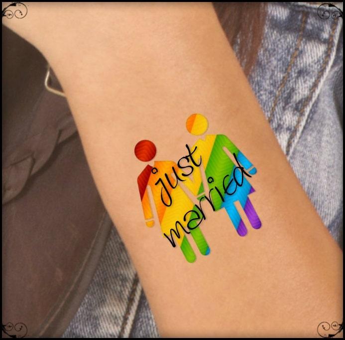 Lesbian Tattoo 10