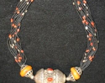 Tibetan Heirloom Necklace