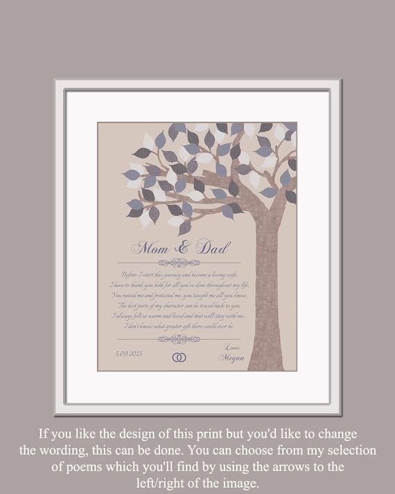 mama und papa hochzeitsgeschenk geschenk von braut gedicht. Black Bedroom Furniture Sets. Home Design Ideas
