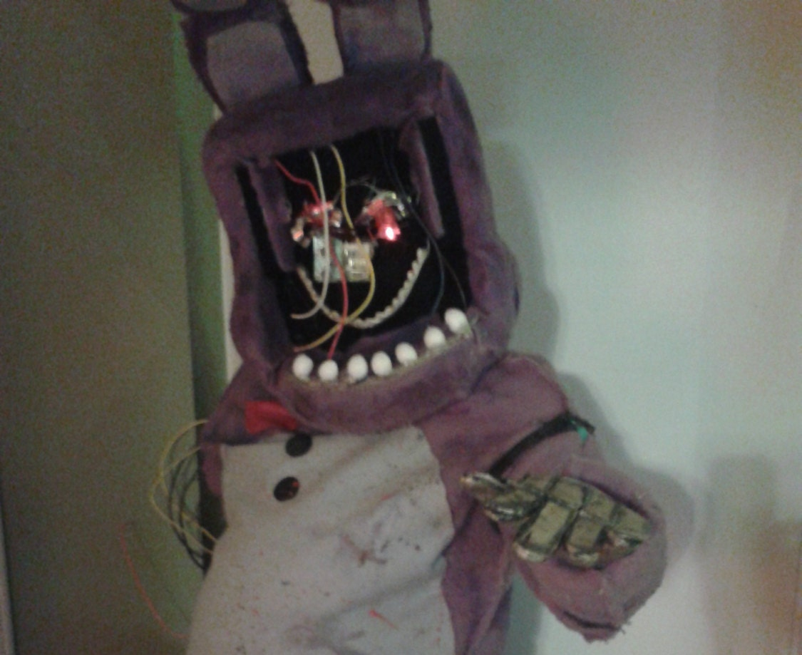 Fnaf bonnie costume for sale -  Zoom