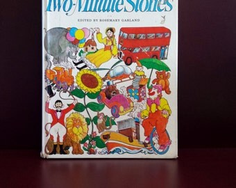 My Bedtime Book of Two - Minute Stories 1969