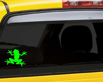 Frog (A1) Vinyl Decal Sticker Car/Truck Laptop/Netbook Window