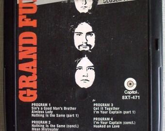 """8 track Grand Funk Railroad, the """"Closer to Home"""" album Capitol records"""