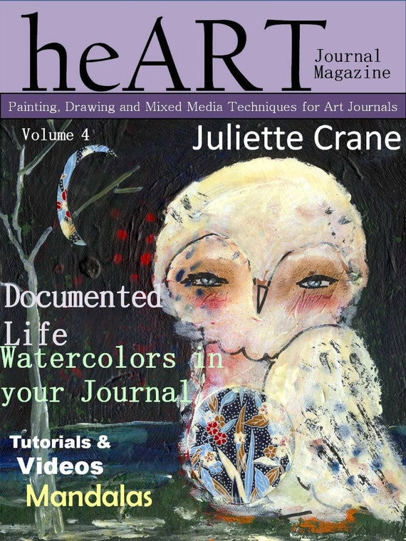 heART Journal Magazine Issue 4 digital download only