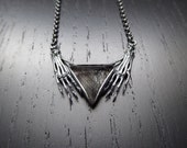 Nostradamus Necklace - Tourmalinated Quartz