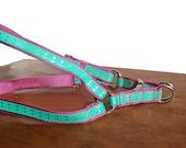 Nautical Dog Harness, Step in Dog Harness