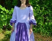 Custom colonial dress sizes 3-6