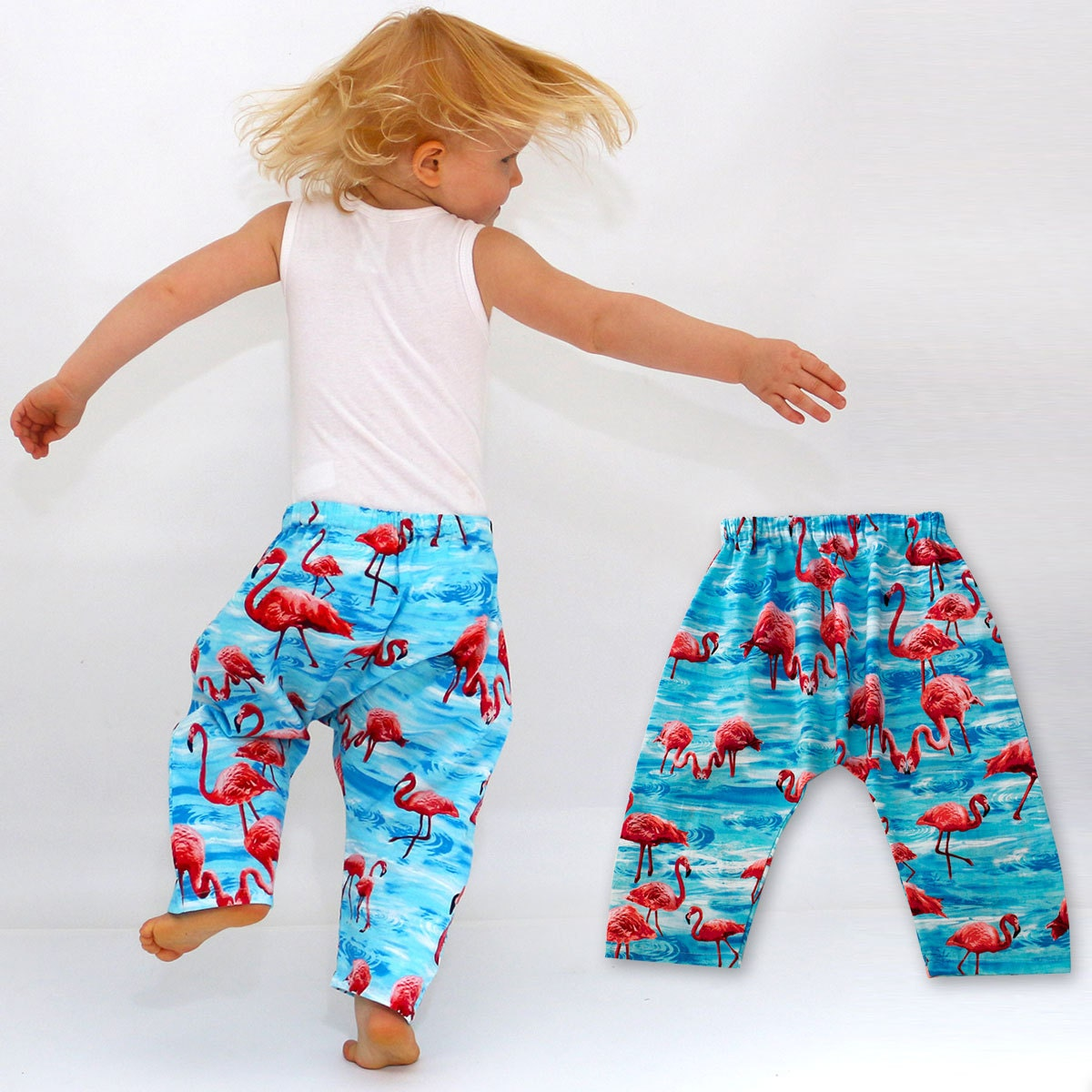 harem pants template - very easy harem pants sewing pattern pdf by