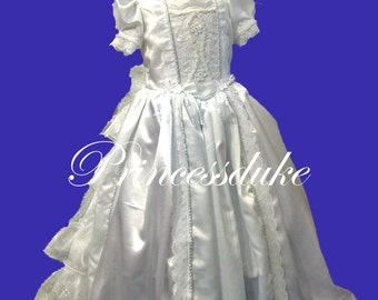 Princess Wedding Princessduke Competition Gown Dress for Pageants Birthdays