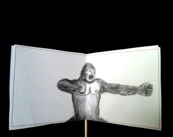 King Kong animation